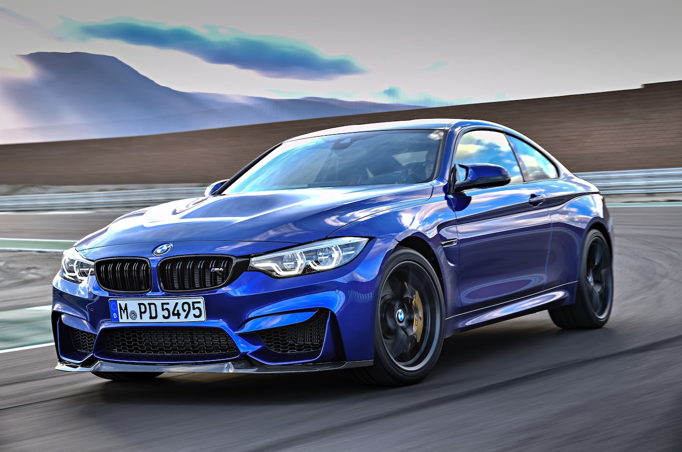 BMW M4 CS Delivers 454 HP, Will Come to U.S. - Motor Trend