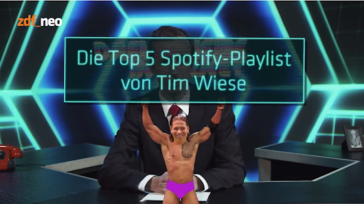 Top 5 Playlist von Tim Wiese - Fussball-Fieber - Live Stream | Highlights | News