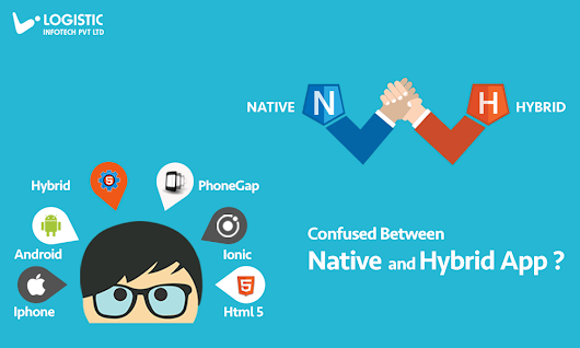 Confused About What To Choose Between Native And Hybrid App?