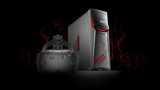Enter to win an HTC Vive and ASUS Gaming Desktop from VRHeads!