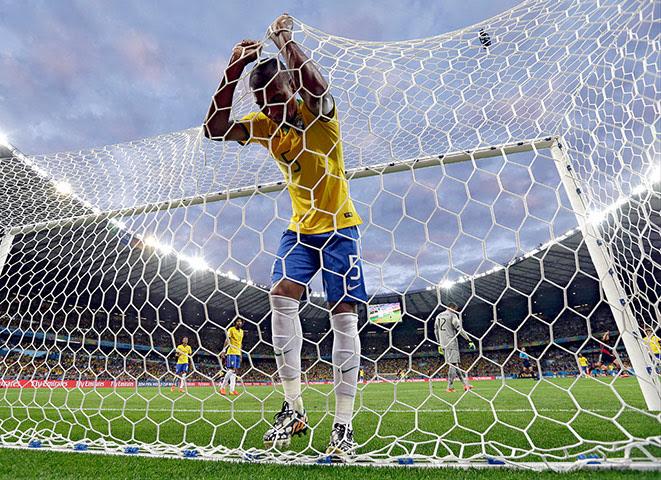 yellow soccer jersey, brazil