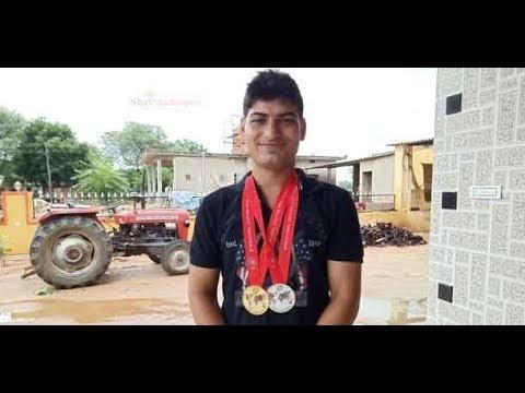 विश्व कप स्वर्ण पदक विजेता निशानेबाज ओम प्रकाश मिठारवाल