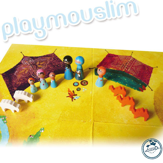 Collection n°2 - playmouslim