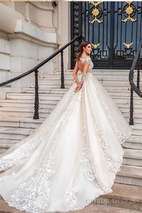 Crystal Design 2017 Wedding Dresses ? Haute Couture Bridal