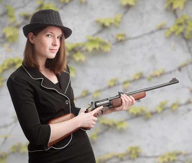 Circuit Judge is often recommended to female shooters.