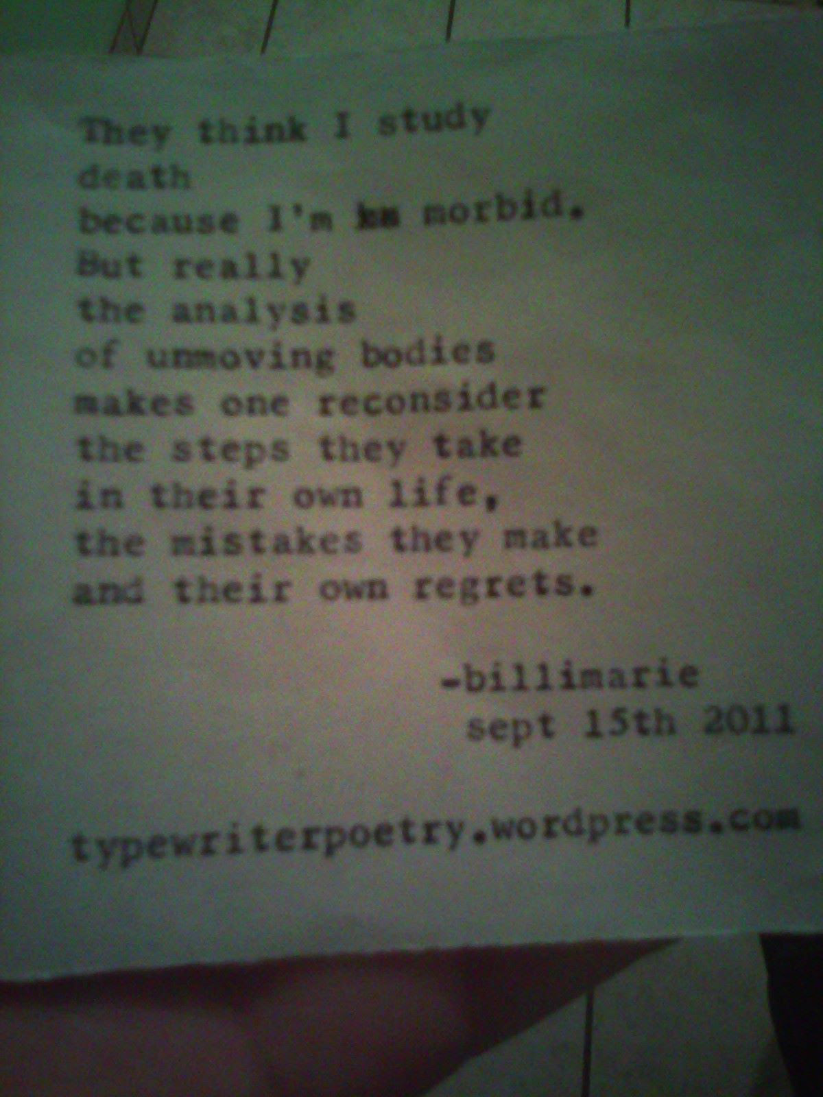 Download this Mortician Quot Billimarie picture
