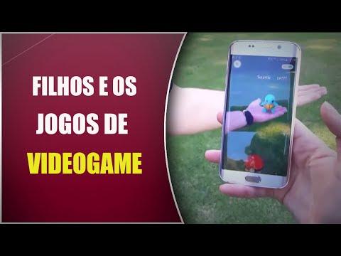 Cuidado: Filhos em Perigo - Pokemon Go e os Jogos de Videogame