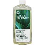 Desert Essence Natural Refreshing Mouthwash Tea Tree Oil 16 fl oz