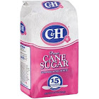 C&H Pure Cane Granulated White Sugar - 64 oz bag
