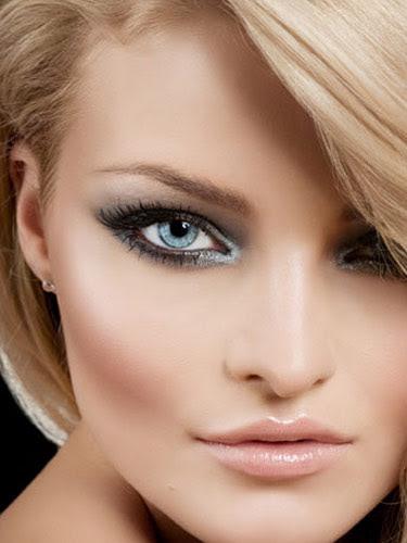 Makeup-for-blue-eyed-brides