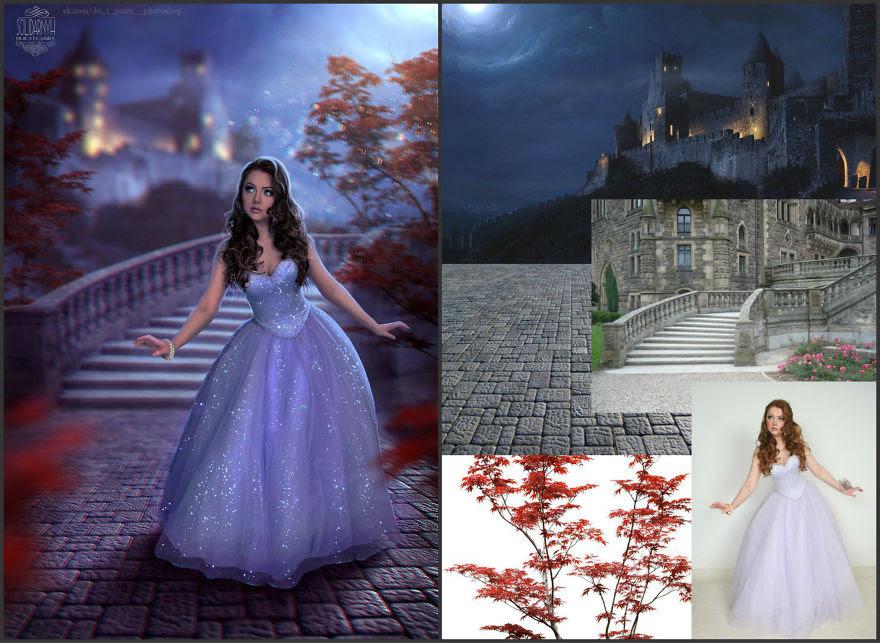 Viktoria Solidarnyh'ın inanılmaz Photoshop çalışmaları 9