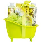 Freida and Joe - Passion Fruit Spa Bath Gift Set in a Tub