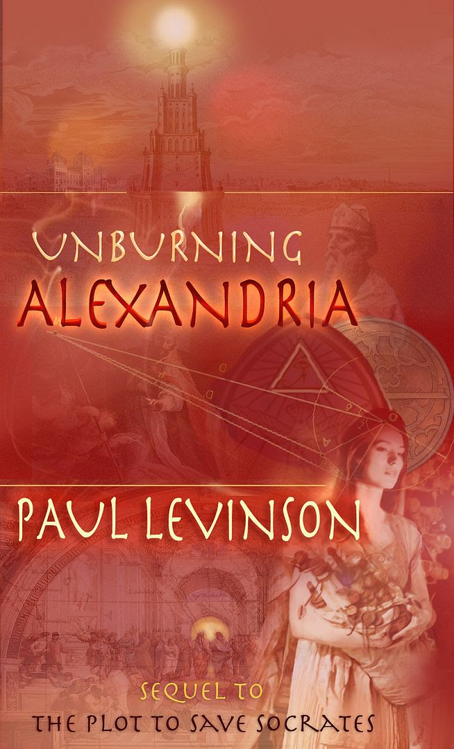 Paul Levinsons Infinite Regress My Novels And Nonfiction