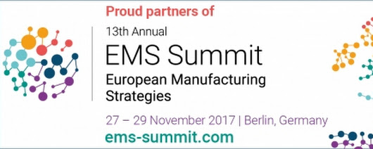 European Manufacturing Strategies Summit | ATS