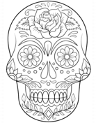Stress Relief Coloring Pages Super Coloring