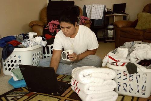 multi-tasking mami
