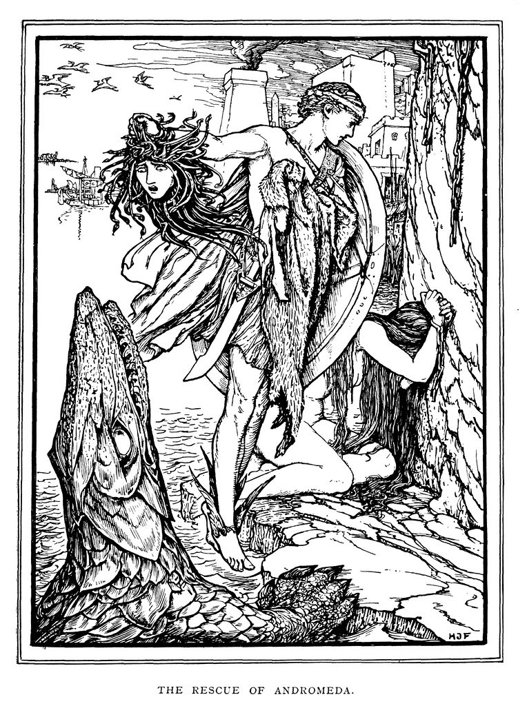 Henry Justice Ford - Tales Of Troy - 4