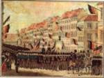 Revolución de 1848 en Berlín. Ampliar imagen