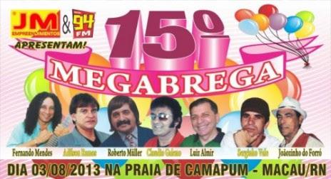 Megabrega 2013