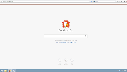 Why I Am Ditching Google for DuckDuckGo | thirteen05 creative