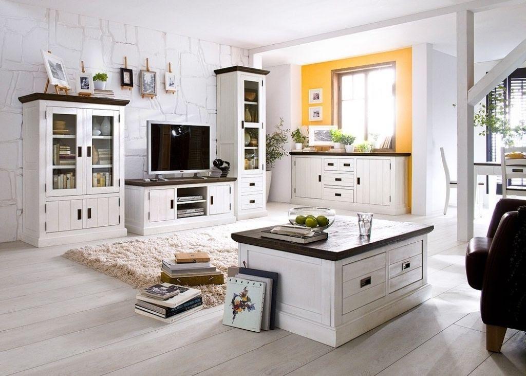 Wohnzimmer Dekoration Modern Deko Ideen Holz Wand Bilder ...