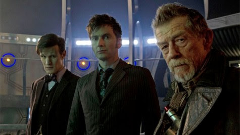 Episode 84: The Doctor Who 50th Anniversary Spectacular!
