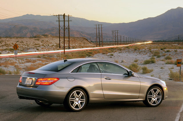Review: 2010 Mercedes-Benz E350 Coupe is a worthy ...