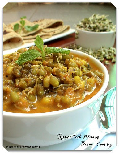 how to cook with sprouted beans