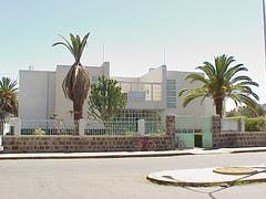 Government Building, Asmara