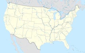 Geographic center of the contiguous United Sta...