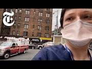 'People Are Dying': Battling Coronavirus Inside a N.Y.C. Hospital | NYT ...