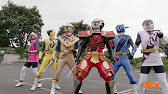 "Power Rangers Super Ninja Steel ""Echoes of Evil"" 