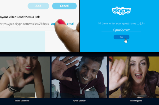 Skype for all: Microsoft lets users send direct links to chat with anyone via Skype | CIO