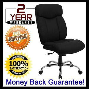 Big and Tall Office Chair in Business Office Chairs | eBay