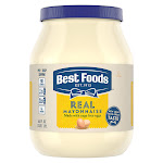 Best Foods Real Mayonnaise, 64 oz