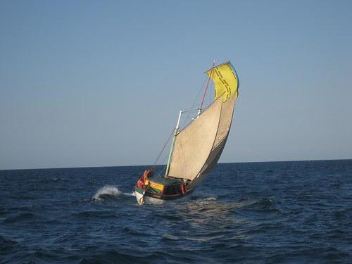 little schooner Madagascar