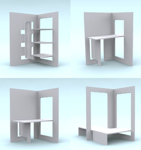 eco architecture eco living flat pack furniture