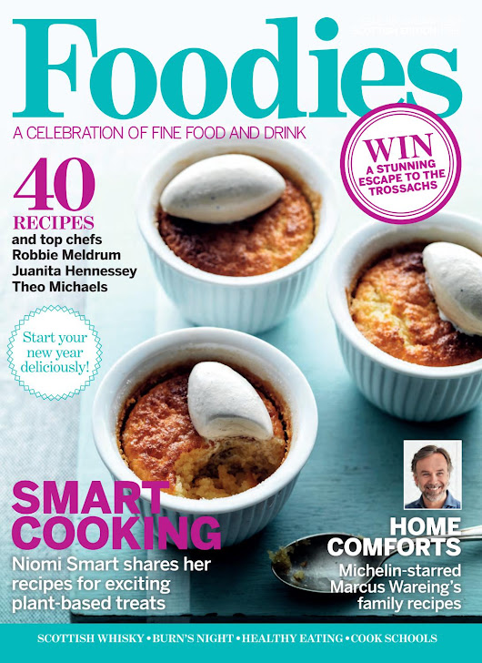 Foodies Magazine January 2017