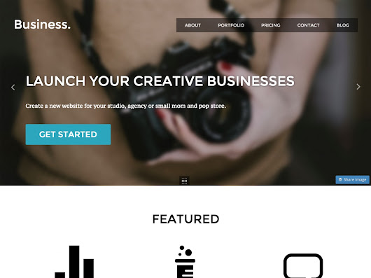 Our 10 Best Free WordPress Portfolio Themes