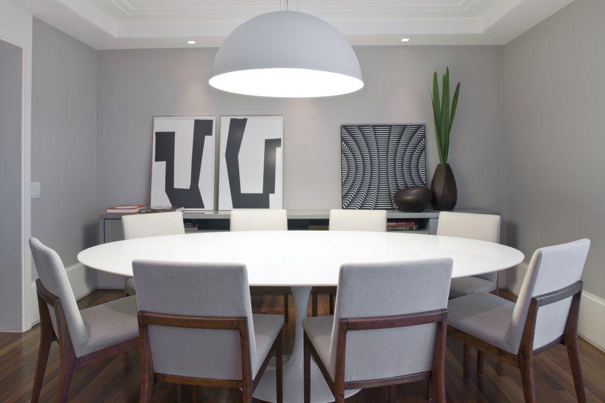 Mesas De Comedor Modernas Redondas - diseño de muebles