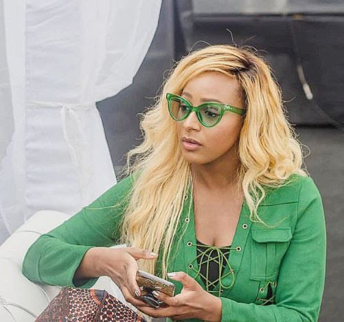 DJ cuppy daughter of a billionaire chief otedola ready to sponsor ten children to university this year