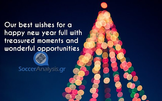 Our best wishes for a happy new year 2017