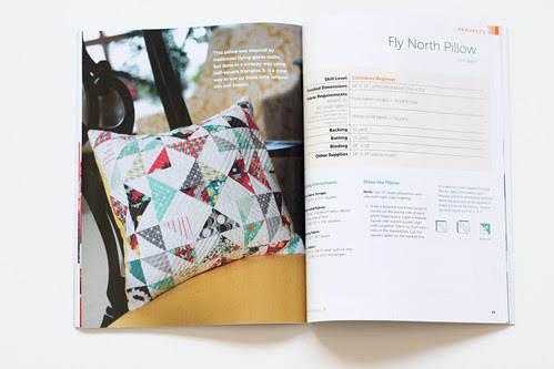 Modern Quilts Unlimited - Winter 2014 by Jeni Baker