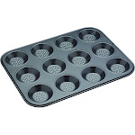 KitchenCraft Mince Pie Tray Crusty Bake KCMCCB29