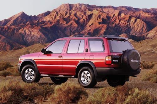 2005 Nissan Pathfinder Le 4X4 hd pictures