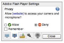 Deny Flash