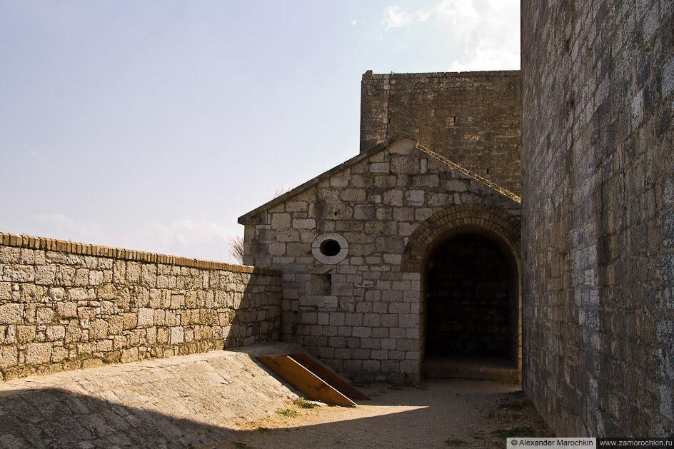 Керкира: Новая Крепость