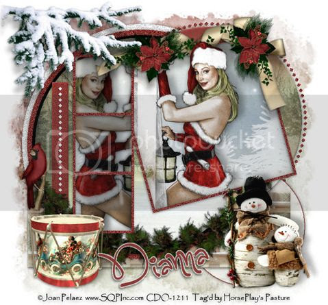 Christmas Past - Dianna