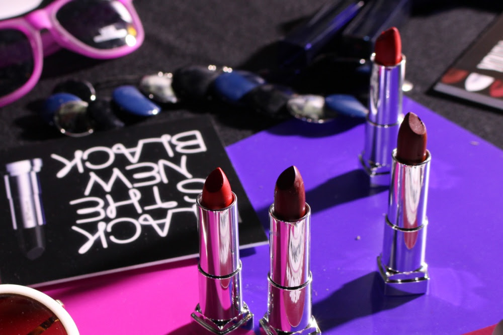 Maybelline Launches Its Boldest Lipstick Collection Ever – the Loaded Bolds Mattes!