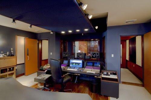 The Professional Music Production Studio
